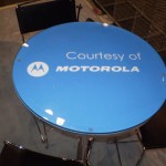 Floor and Table Graphics